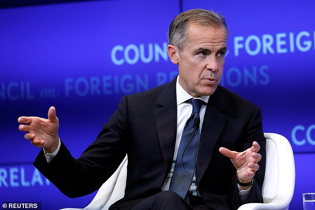 The Mark Carney-led Bank of England has offered some reassurance that Britain's banks can cope with a no-deal brexit if required to