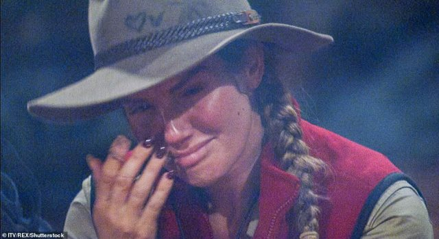 Household name: In 2017, Rebekah appeared on I'm A Celebrity Get Me Out Of Here! but was the third person to be voted off