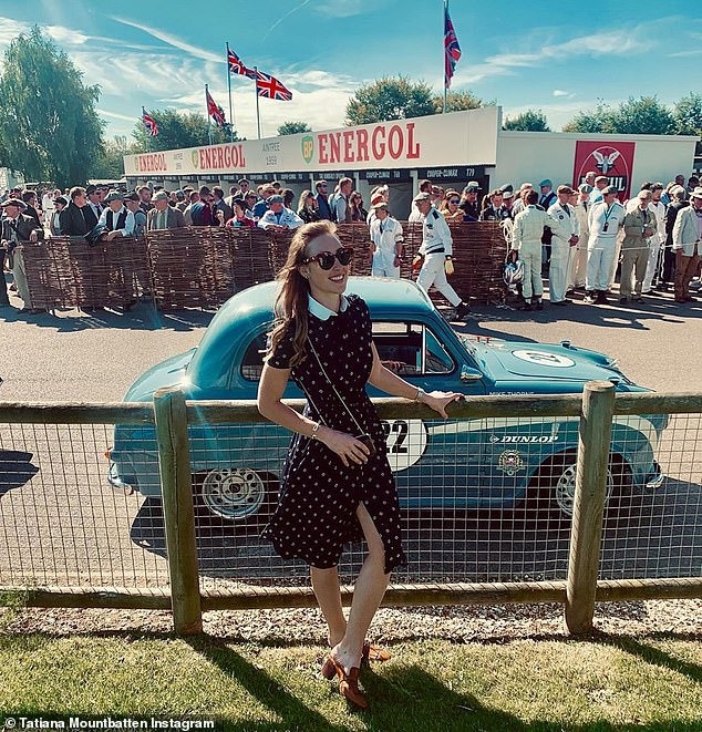 The 29-year-old (pictured above at a racing event) was caught speeding three times and will be sentenced in December