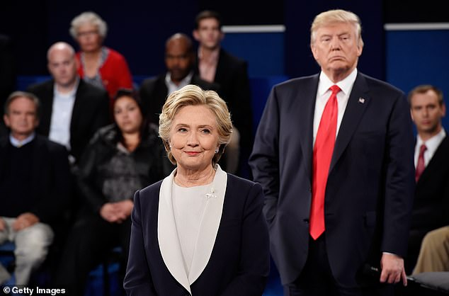 Clinton came away from the October 9, 2016 ndebate in St. Louis thinking she would be elected president less than a month later