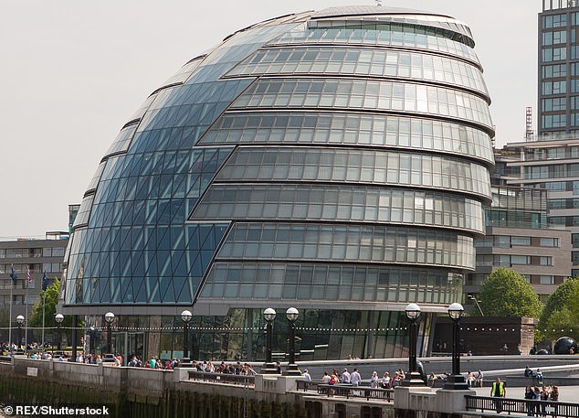 Pictured: City Hall could summon Boris Johnson to give evidence in person after an Assembly Member branded his written response insufficient