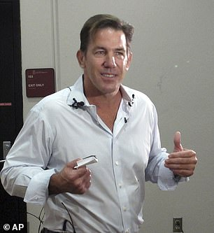 Southern Charm star and former South Carolina treasurer Thomas Ravenel (pictured) has paid $125,000 to settle a lawsuit with ex-nanny Dawn Ledwell who accused him of sexual assault