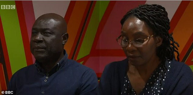 His parents, Peter and Freda Mulla, said they had been advised to 'move out of the area' following the attack, although they did not say who by