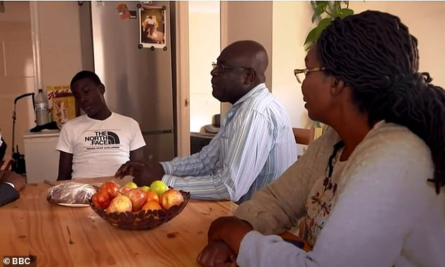 The family were left in disagreement over whether they should move out of London, with Gadi insisting they should stay put