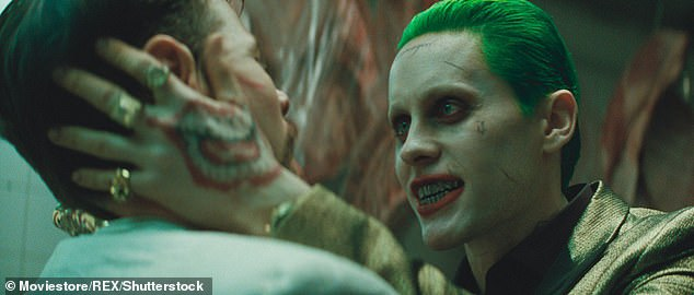 No joker:While Warner Bros. is moving forward with a sequel of sorts, dubbed The Suicide Squad, Leto will not be returning as the Joker