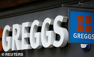 Greggs bakery chain have backed NHS England's campaign