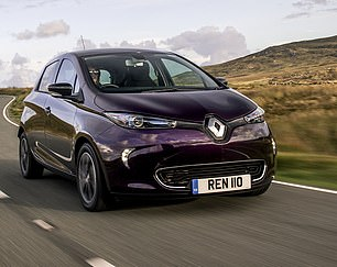 The Renault Zoe has been on sale since 2012