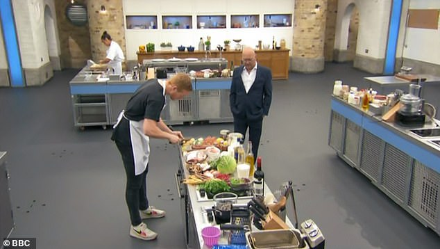 Challenges: The contenders had to rustle up a three-course meal for judges Gregg and John, with Greg's ambitious final menu coming up trumps