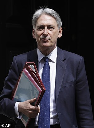 Former Cabinet Ministers Philip Hammond and Dominic Grieve are central to moves to compel Mr Johnson to send a letter to Brussels asking for an extension to the UK's membership, regardless of the outcome of this week's high-stakes Brexit diplomacy