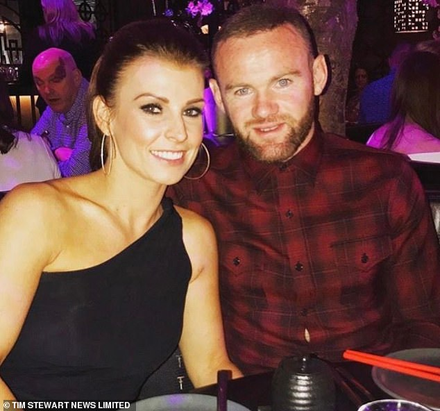 Moving on: 'Jamie has always got on well with Wayne, but he won't stand for having his wife hung out to dry in public like this', a source claimed in October