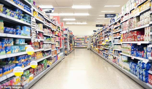 The initiative will be tested at 17 stores for four of the supermarket's best-selling canned foods but could soon be seen nationwide