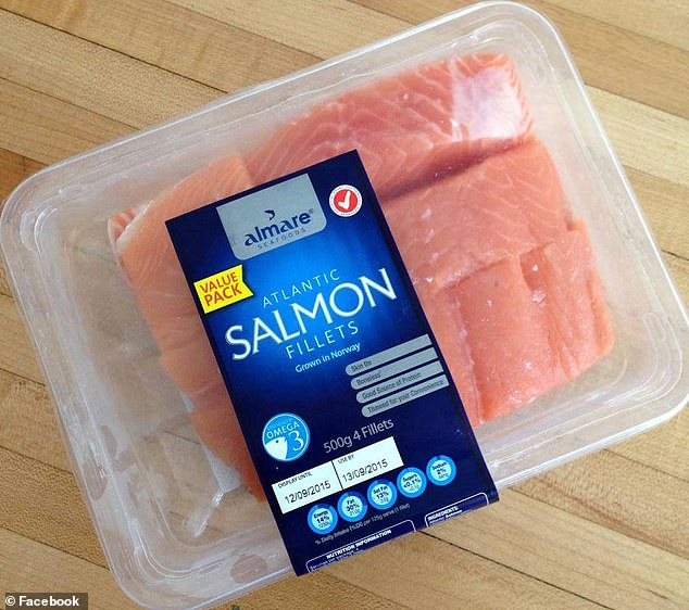 Salmon comes with the benefit of being a lean source of protein, as well as one that's packed with Omega-3 essential fatty acids