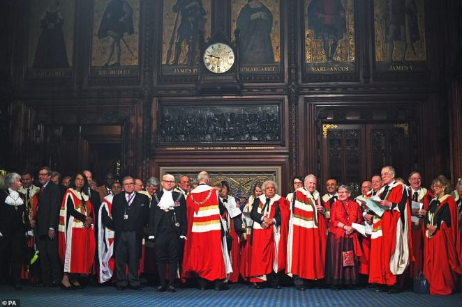 The state opening is one of the great events of pomp and ceremony in the United Kingdom's political calendar