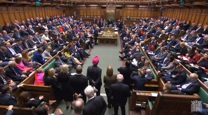 MPs gathered to kick off the debate on the Queen's Speech as Westminster digested the legislative programme today