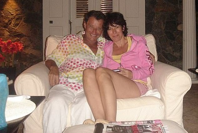 Jeffrey Epstein's close associates Ghislaine Maxwell and Jean-Luc Brunel, pictured, have both been traced to an upmarket resort on the Brazilian riviera,according to one ex police officer