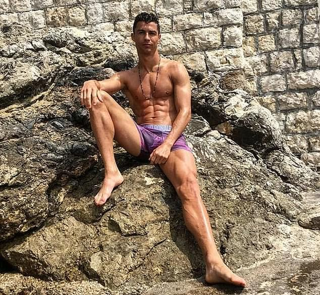 Cristiano Ronaldo has been revealed to be the highest earning star on Instagram with £38m