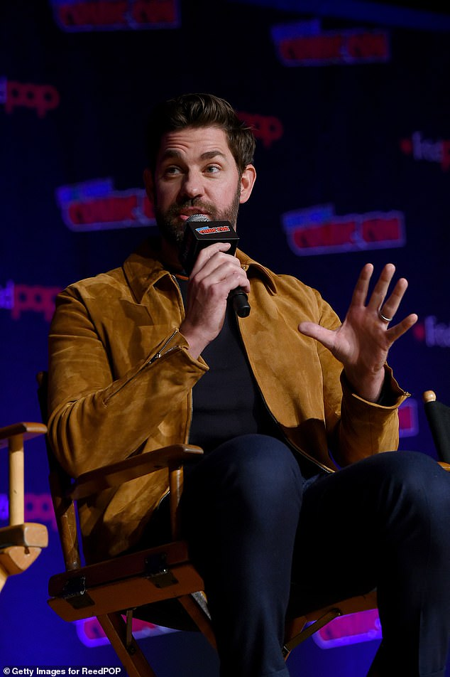 Talent: No details were given for the character that Krasinski will play, but the packaged project was first shopped earlier this week and quickly attracted attention due to the strong concept and talent attached