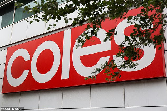 Aries Kim, 21, worked at the Parkmore Coles, in Keysborough, Melbourne, and would hide tins of baby formula in warehouse, which he would come back to collect in uniform while he was off-duty (stock)