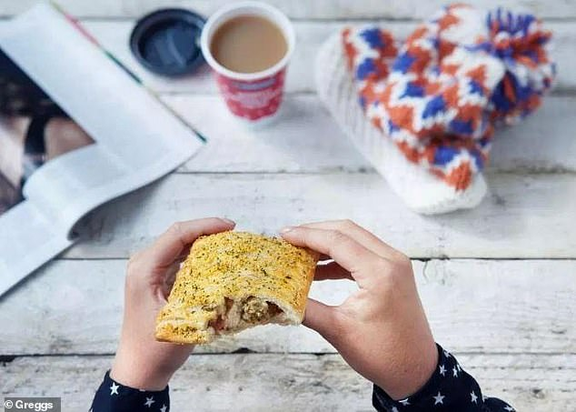 Passionate pastry fans have gone wild online after Greggs announced that their Festive Bake would be released on November 7 this year