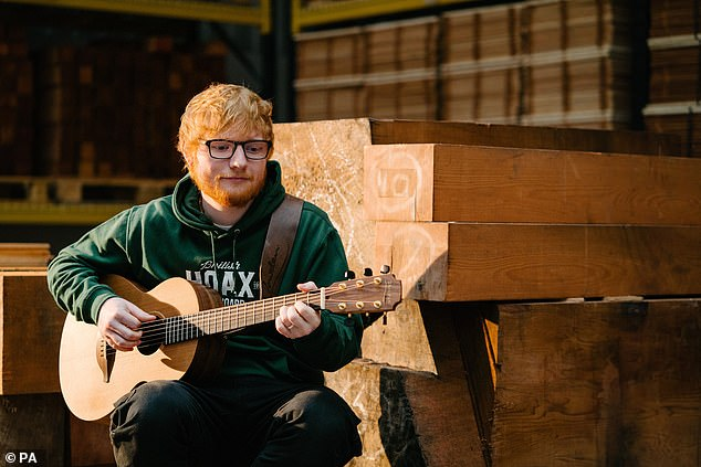 Mr Cook was at Atlantic for 12 years, first working at the label's sister company Asylum Records, where he discovered Ed Sheeran