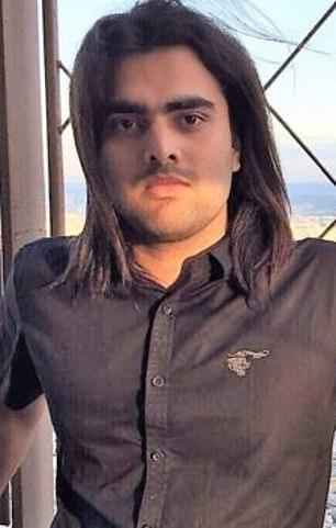 Kaval Raijada, 30,from Hanwell, west London