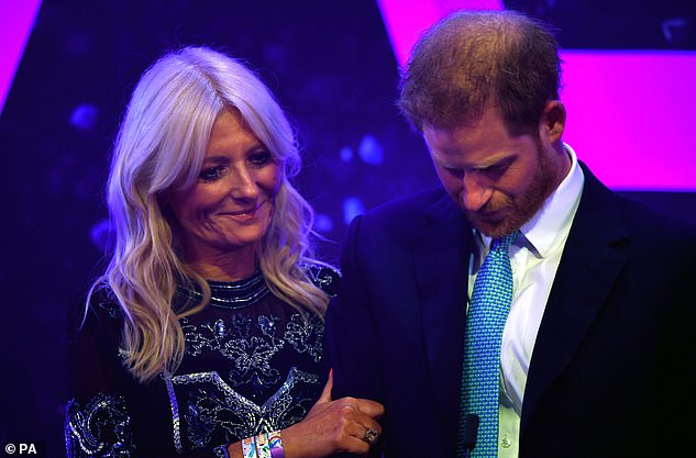 Dr Max Pemberton says if Prince Harry had used his words instead of tears, the focus would've remained on the people who really mattered