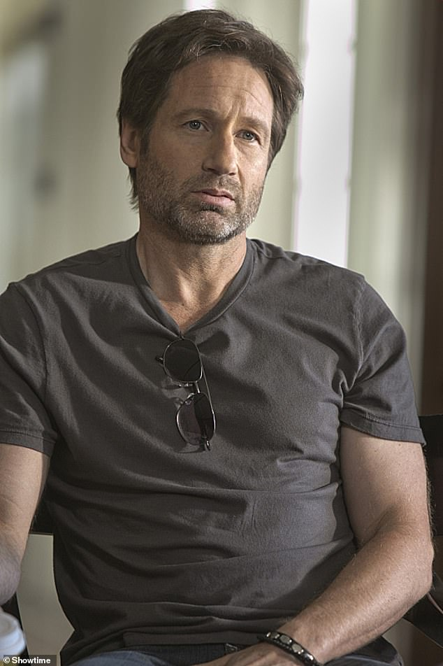 On-board: David Duchovny has joined the reboot of the supernatural horror film The Craft.