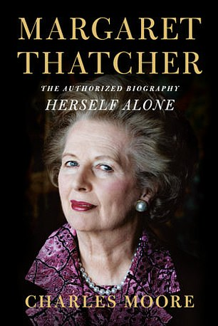 HERSELF ALONE by Charles Moore (Allen Lane £35, 1072 pp)