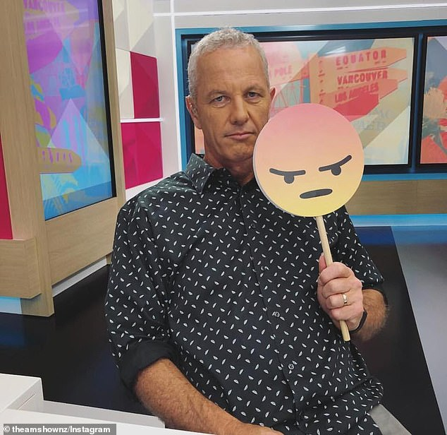 Richardson also appears on The AM Show and hosts New Zealand's version of The Block