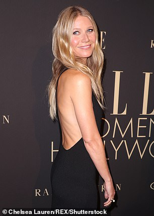 Gwyneth once said she had the ¿butt of a 22-year-old stripper¿.