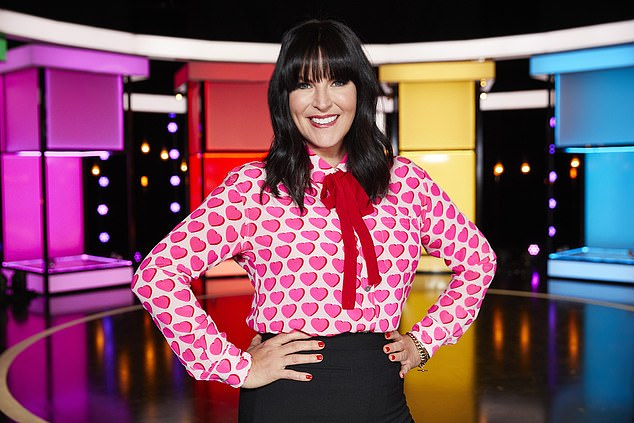 TV presenter Anna Richardson ¿ girlfriend of comedian Sue Perkins ¿ went way over the top as we were discussing beauty treatments last week