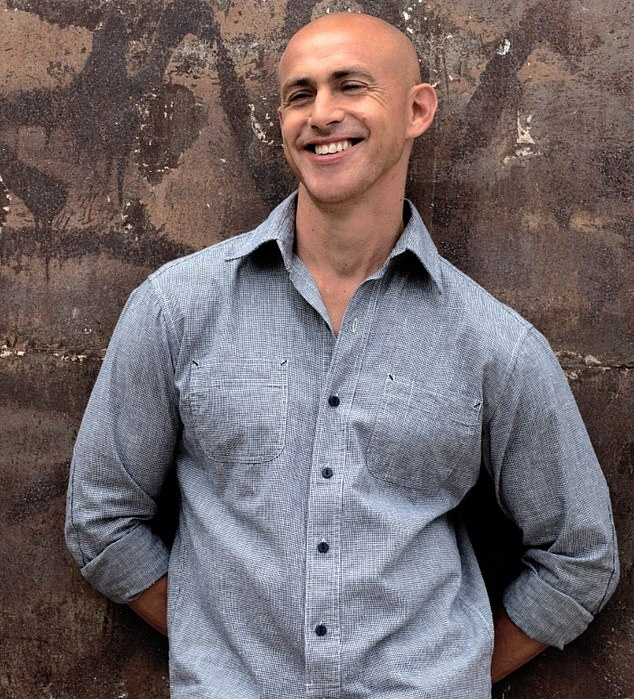 Andy Puddicombe (pictured) co-founder of meditation app Headspace, reveals that stress could be one of the things that is effecting our sleep - as the stress hormone, cortisol, keeps us alert
