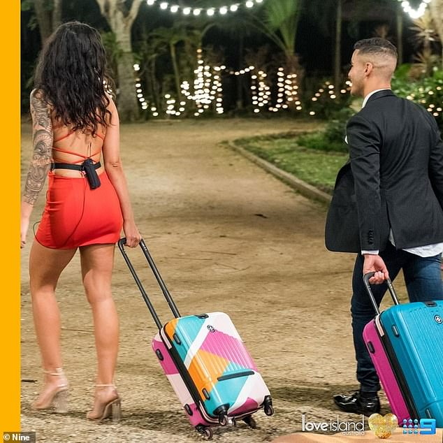 'The three guys that got to choose had it in for me':Vanessa was sent home in a shock elimination on Monday after Josh, Luke, and Adam Farrugia voted for her to leave