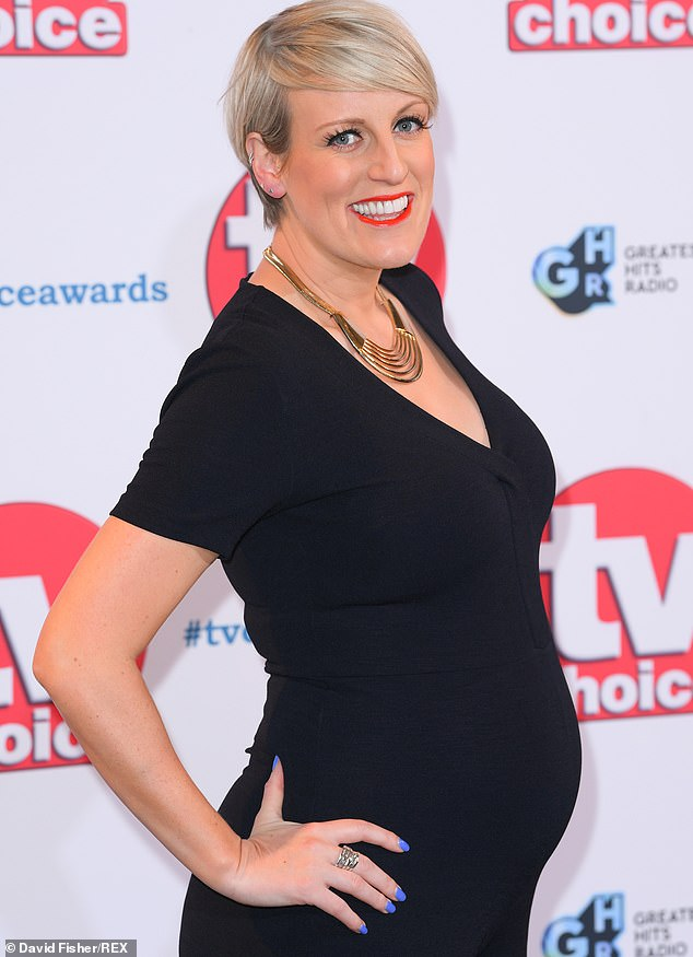 From spring next year, the heavily pregnant broadcaster will front 'The Steph Show', which will cover a mix of entertainment, current affairs and lifestyle news