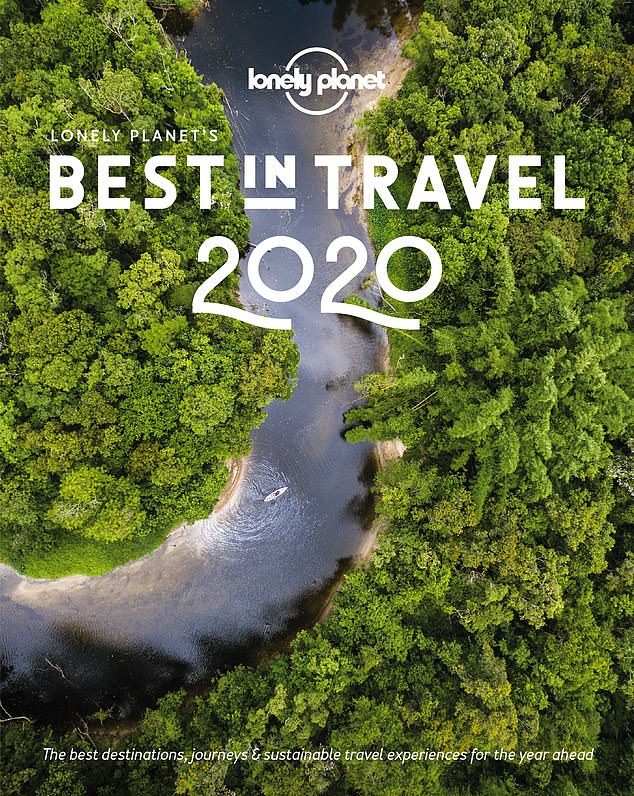 The best-selling book is now in its 15th edition. It covers the best travel destinations, trends, journeys and experiences to have in the year ahead