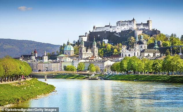Top city Salzburg has a 'Unesco-listed baroque old town', a 'high-on a-hill medieval fortress', 'galleries rammed with phenomenal art', some of Europe's 'finest' concerts halls and 'uplifting mountain views'
