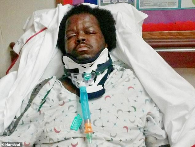 Bryant Heyward received a $750,000 payout from S.C. Insurance Reserve Fund after being shot in the neck resulting in him being made a quadriplegic