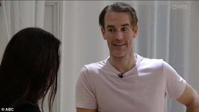 Electronic dance: James Van Der Beek revealed that he was a big fan of electronic dance music