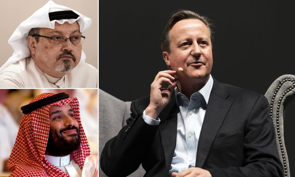 David Cameron will join elite at Saudi Arabia's 'Davos in the Desert' after  it was snubbed last year | Daily Mail Online