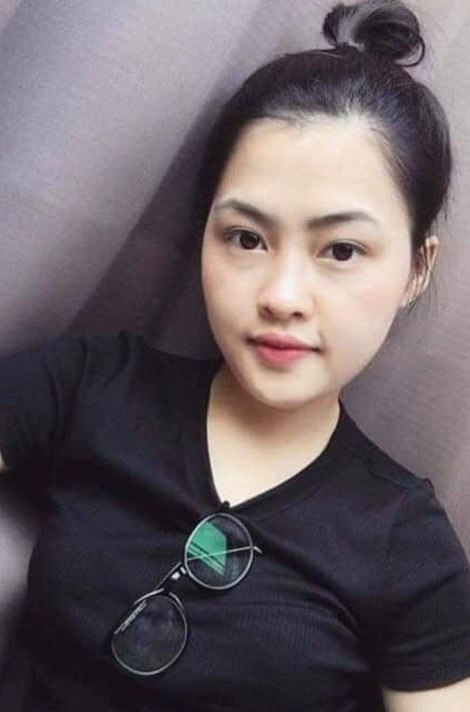Suspected victim Pham Thi Tra My, 26, sent her mother a series of harrowing messages telling her she 'loved her' and was 'dying because she couldn't breathe' in the moments before her death,her family have claimed