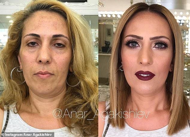Anar Agakishiev Reveals Makeup Secrets