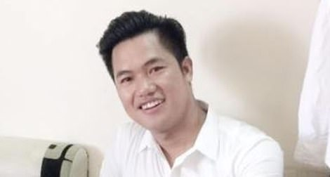 Their aunt posted photographs on social media in the hope that they might be found alive. Pictured:Hung Nguyen