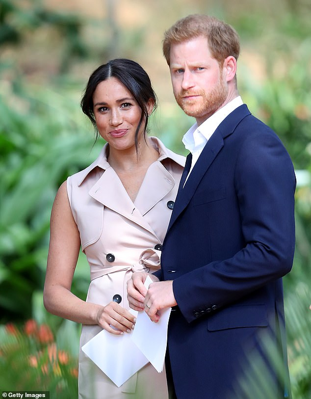 The Duke and Duchess of Sussex are said to be considering setting up a second base in the US and will use their upcoming trip to California to test out a move