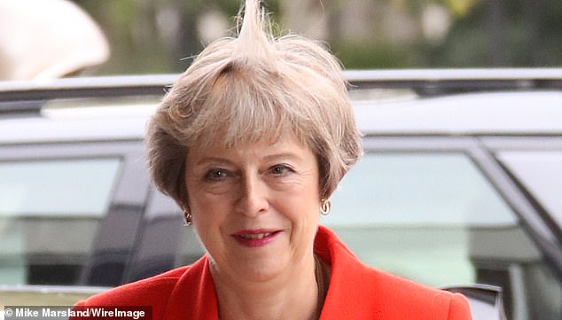 She has, I can disclose, just established a firm called The Office Of Theresa May, which she registered at Companies House last week. Its purpose is coyly designated as ¿other business support services not elsewhere classified¿