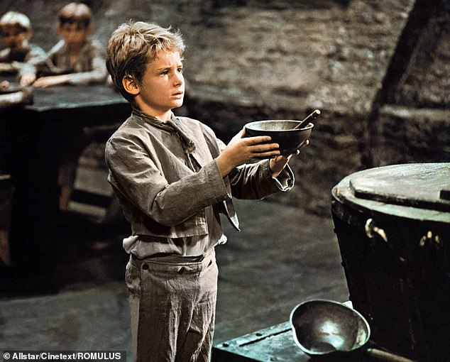 As the child star of classic musical Oliver!, Mark Lester was treated with stupefied astonishment and dragged off by his ear when he dared ask for more