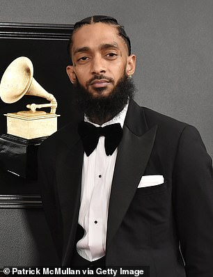 Nipsey Hussle (10) collected $11million