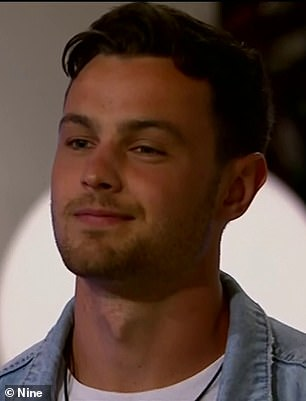 Broken: Gerard Majda ended his relationship with Jessie on Thursday night's episode, leading to fans believing he is quitting