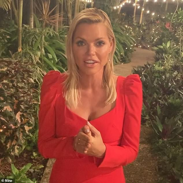 Clearing it u[: Host Sophie Monk defended the show amid talk of how the contestants were coping mentally, saying 'everyone is looked after beyond I've ever seen on any other show'