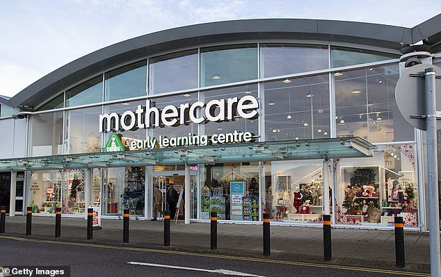Mothercare is facing calling in administrators with 2,500 workers facing redundancy is a buyer cannot be found