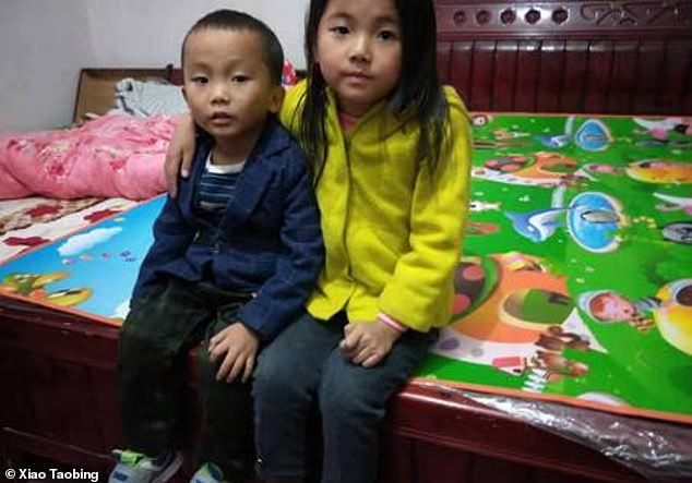 In September, Qingfeng was found to be a full match to Qingle for a bone marrow transplant. But their father said he could not afford to save his youngest child because of the medical cost